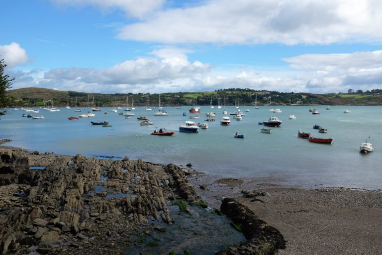 Harbour in Schull