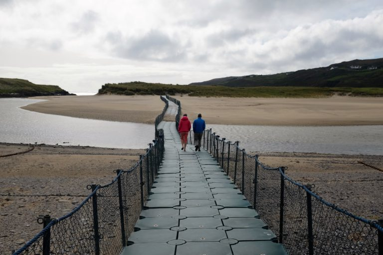 Floating Walkway to Barley Cove